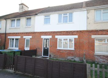 Thumbnail 2 bedroom terraced house for sale in Sholing Road, Southampton