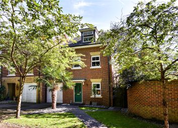 Thumbnail 4 bed town house to rent in Dene Close, Camberley, Surrey