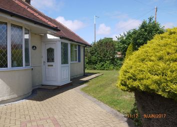 Thumbnail 2 bed bungalow to rent in Lawrence Avenue, Lytham St. Annes, Lancashire