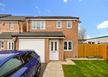 3 bed detached house for sale in 9 Shelduck Way, Scunthorpe DN16