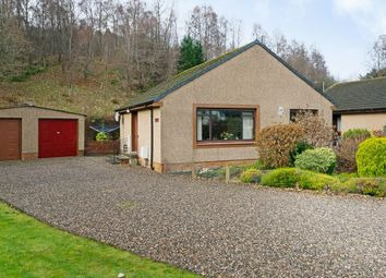 Thumbnail 3 bed detached bungalow for sale in 42, Fonab Crescent, Pitlochry