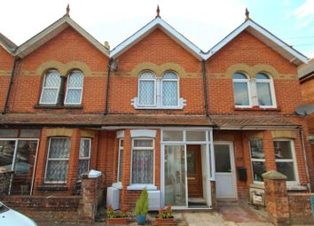 Thumbnail 3 bed terraced house for sale in Adam Terrace, St. Davids Road, East Cowes