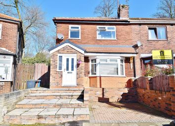 Thumbnail 3 bed semi-detached house for sale in Hart Hill Drive, Salford
