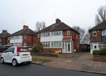 Thumbnail 3 bedroom semi-detached house to rent in Dyas Avenue, Great Barr