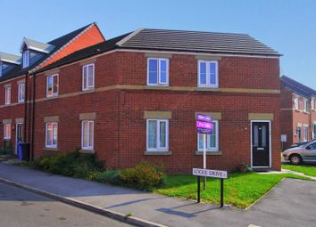 Thumbnail 2 bedroom flat for sale in Locke Drive, Sheffield