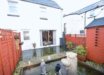 Thumbnail 2 bed semi-detached house for sale in North Back Road, Biggar