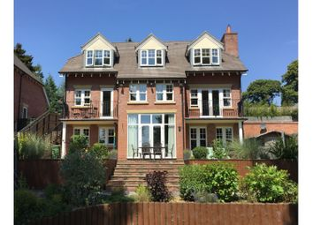 Thumbnail 4 bed detached house for sale in Waterside Gardens, Shrewsbury