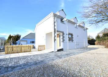Thumbnail 3 bed detached bungalow for sale in Mount Pleasant Road, Camborne