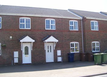 Thumbnail 2 bed terraced house to rent in Leverington Common, Leverington
