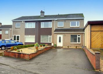 Thumbnail 4 bed semi-detached house for sale in 33 Mauricewood Rise, Penicuik