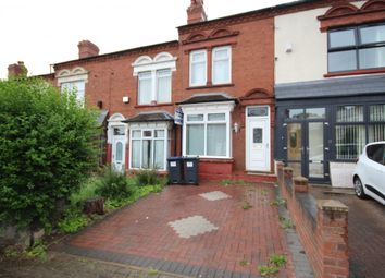 Thumbnail 2 bed terraced house for sale in Ridgeway, Birmingham, West Midlands