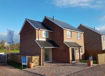 Thumbnail 4 bed detached house for sale in Squires Meadow, Lea, Ross-On-Wye, Herefordshire