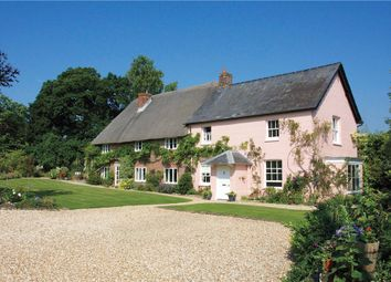 Thumbnail 5 bed detached house for sale in Blandford Road, Shillingstone, Blandford Forum, Dorset