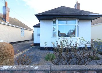 Thumbnail 2 bed detached bungalow to rent in St. Margarets Avenue, Prestatyn