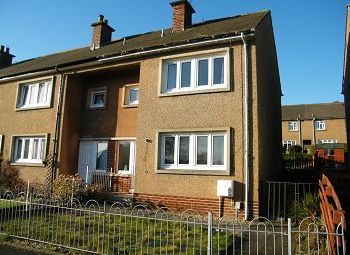 Thumbnail 3 bed end terrace house to rent in Craigend Drive West, Milngavie