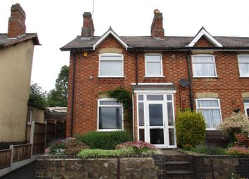 Thumbnail 2 bed cottage for sale in Brook Street, Enderby, Leicester
