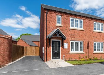 3 bed semi-detached house for sale in Moor Lane, Aston-On-Trent, Aston-On-Trent, Derbyshire DE72
