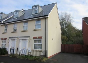 Thumbnail 3 bed town house to rent in Marcroft Road, Port Tennant, Swansea.