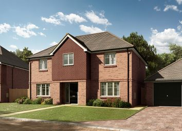 "Thumbnail 5 bedroom detached house for sale in ""The Clandon"" at River Lane, Fetcham, Leatherhead"