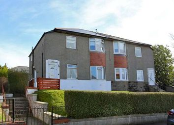 Thumbnail 2 bed flat for sale in 14 Merton Drive, Hillington, Glasgow