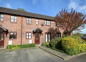 Thumbnail 1 bed terraced house for sale in Chestnut Drive, Yarnfield, Stone