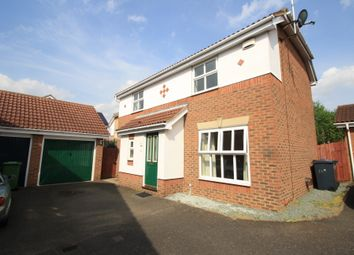 Thumbnail 3 bed detached house to rent in Grifon Road, Chafford Hundred, Grays