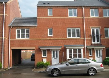 Thumbnail 3 bedroom town house to rent in Alma Road, Banbury