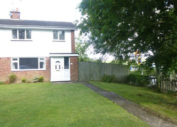 Thumbnail 2 bed end terrace house to rent in Warburton Close, East Grinstead, West Sussex