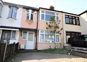 Thumbnail 3 bed terraced house for sale in Grove Park Road, South Hornchurch