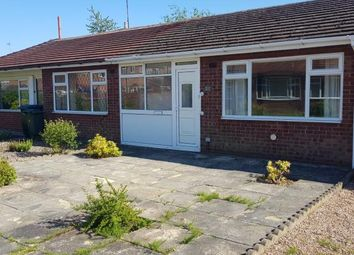 Thumbnail 2 bed bungalow for sale in Borrowdale Close, Radford, Coventry, West Midlands