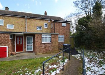 Thumbnail 2 bed end terrace house for sale in The Readings, Harlow, Essex