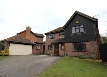 Thumbnail 4 bed detached house for sale in Rosemoor Lane, Oakwood, Derby