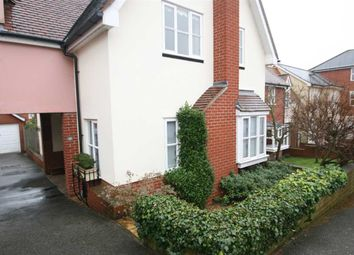 Thumbnail 3 bed property to rent in St. Augustine Mews, Colchester