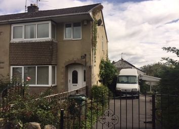 Thumbnail 3 bed semi-detached house to rent in Ryan Grove, Keighley