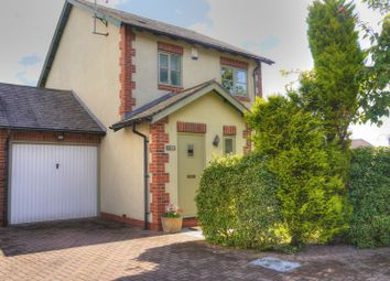 Thumbnail 3 bed detached house for sale in Saxon Court, Bedlington