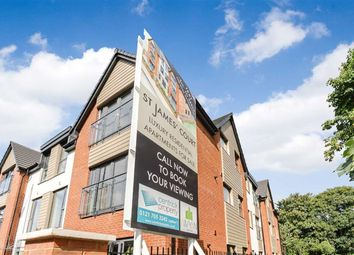 Thumbnail 1 bed flat for sale in 331-333 Stratford Road, Solihull