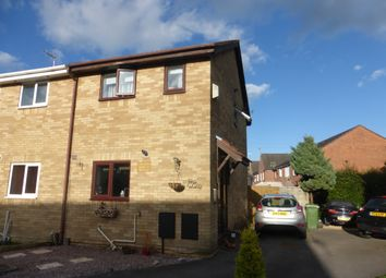 Thumbnail 2 bed semi-detached house for sale in Caraway Close, St. Mellons, Cardiff
