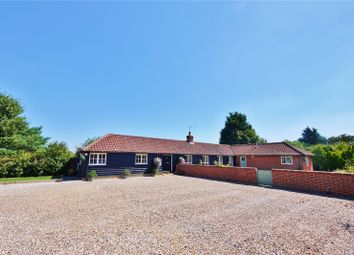 Thumbnail 4 bedroom detached house for sale in The Hall Barns, School Road, Stanford Rivers, Ongar