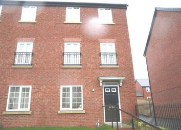 Thumbnail 4 bedroom town house to rent in Cornwall Street, Openshaw, Manchester