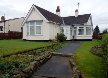Thumbnail 3 bed detached bungalow for sale in Woodhouse Lane, Bishop Auckland