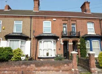 Thumbnail 2 bed flat for sale in Wellowgate, Grimsby, South Humberside