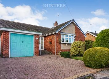 Thumbnail 2 bedroom bungalow for sale in Lime Tree Crescent, Bawtry, Doncaster
