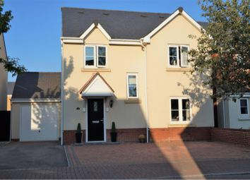 Thumbnail 4 bed detached house for sale in Heol Banc Y Felin, Gorseinon