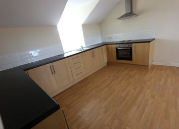 Thumbnail 2 bed flat to rent in Queen Street, Blackpool