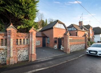 Thumbnail 4 bed end terrace house for sale in Old London Road, Stockbridge, Hampshire