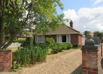 Thumbnail 2 bed detached bungalow for sale in Mundesley Road, North Walsham