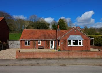 Thumbnail 4 bed bungalow for sale in Sledmere Road, Langtoft, Driffield