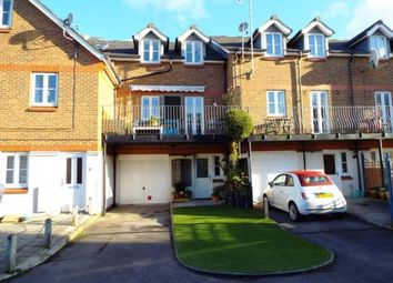 Thumbnail 4 bedroom town house for sale in Exmouth Road, Southsea, Hampshire