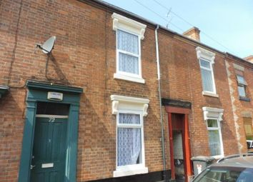 Thumbnail 2 bed terraced house for sale in Peet Street, Derby