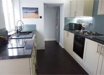 Thumbnail 2 bed terraced house for sale in Station Road, Fforest Fach